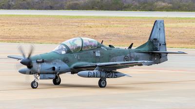 FAB5912 - Embraer A-29B Super Tucano - Brazil - Air Force