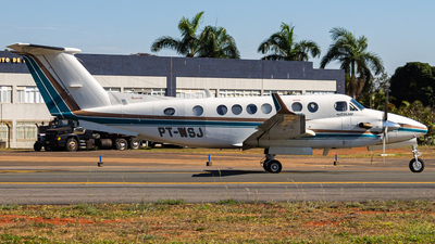 PT-WSJ - Beechcraft B300 King Air 350 - Private