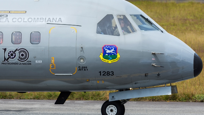 FAC1283 - CASA C-295M - Colombia - Air Force