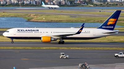 TF-ISN - Boeing 767-319(ER) - Icelandair