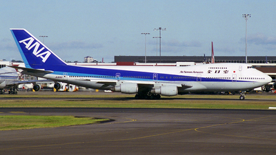 JA8182 - Boeing 747-281B - All Nippon Airways (ANA)