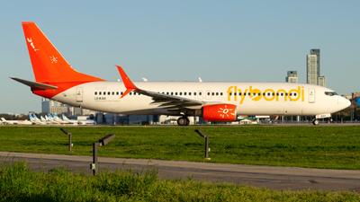 LV-KAH - Boeing 737-8Q8 - Flybondi