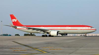 D-AERK - Airbus A330-322 - LTU