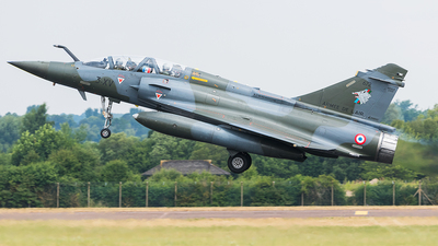 672 - Dassault Mirage 2000D - France - Air Force