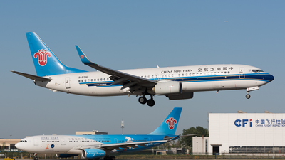 B-5746 - Boeing 737-81B - China Southern Airlines