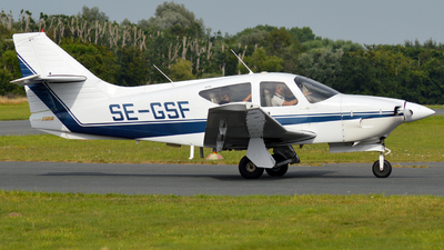 SE-GSF - Rockwell Commander 112B - Private
