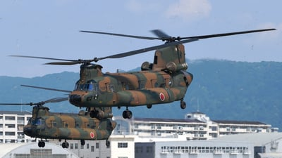 52924 - Kawasaki CH-47J Chinook - Japan - Ground Self Defence Force (JGSDF)