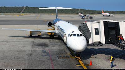 YV2793 - McDonnell Douglas MD-82 - Aeropostal - Alas de Venezuela