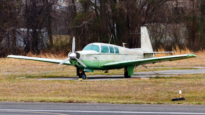 N3856N - Mooney M20F - Private