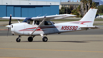 N9559D - Cessna 172R Skyhawk - Christiansen Aviation