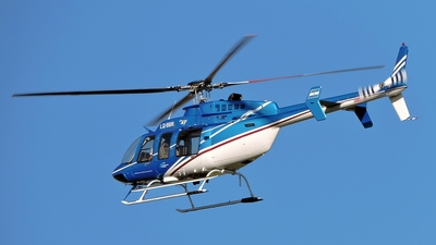 LQ-BBR - Bell 407 - Government of Neuquen