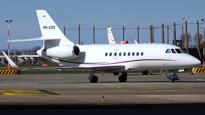 PH-CGV - Dassault Falcon 2000LXS - Private