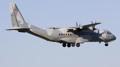 020 - CASA C-295M - Poland - Air Force