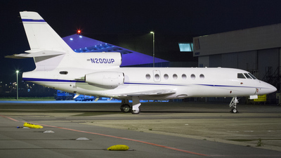 N200UP - Dassault Falcon 50 - Private
