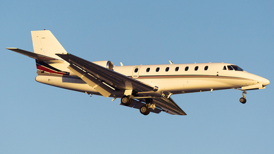 N361QS - Cessna 680 Citation Sovereign - NetJets Aviation