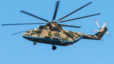 RF-13381 - Mil Mi-26T2 Halo - Russia - Air Force
