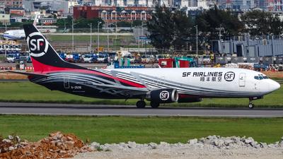 B-2506 - Boeing 737-429(SF) - SF Airlines