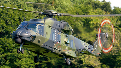 78-12 - NH Industries NH-90TTH - Germany - Army
