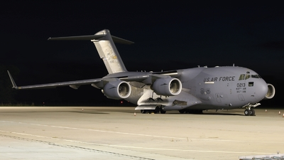 10-0213 - Boeing C-17A Globemaster III - United States - US Air Force (USAF)