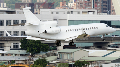 M-SURE - Dassault Falcon 7X - Private