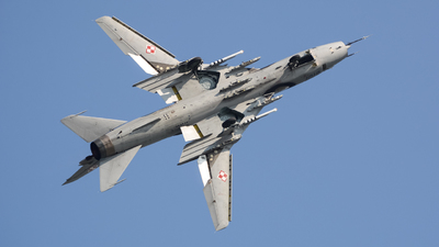 8101 - Sukhoi Su-22M4 Fitter K - Poland - Air Force