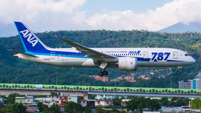 JA808A - Boeing 787-8 Dreamliner - All Nippon Airways (ANA)