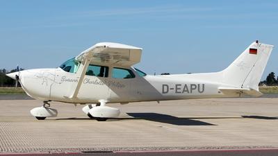 D-EAPU - Cessna 172N Skyhawk II - Aerowest FlugCenter