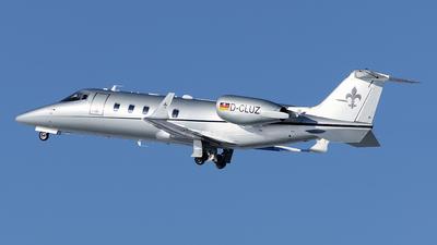 A picture of DCLUZ - Learjet 60 -  - © P Kautzsch