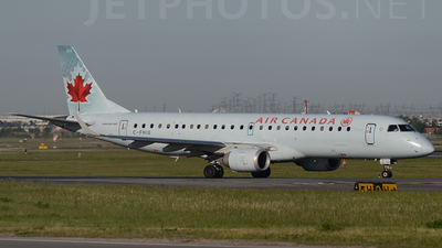 A picture of CFHIU - Embraer E190AR - [19000037] - © cwbspotter