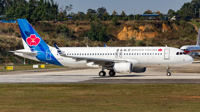 B-1693 - Airbus A320-214 - Qingdao Airlines