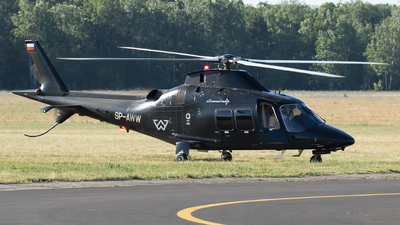 SP-AWW - Agusta-Westland AW-109SP GrandNew - Private