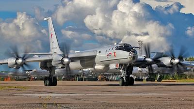 RF-34057 - Tupolev Tu-142MK-E - Russia - Navy