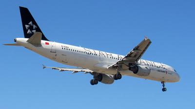 B-6383 - Airbus A321-213 - Air China