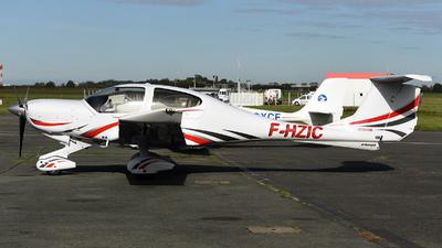 F-HZIC - Diamond DA-40D Diamond Star - Private