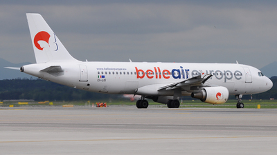 EI-LIS - Airbus A320-214 - Belle Air Europe