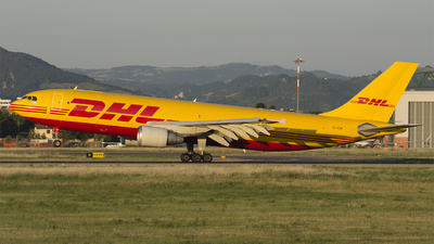 EI-OZM - Airbus A300B4-622R(F) - DHL (European Air Transport)