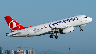TC-JLV - Airbus A319-132 - Turkish Airlines