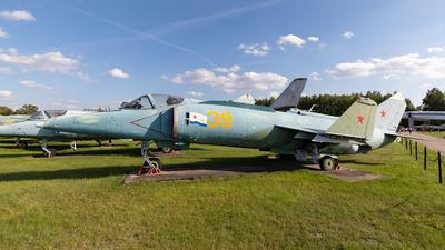 38 - Yakovlev Yak-38 Forger - Soviet Union - Navy