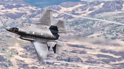 14-5097 - Lockheed Martin F-35A Lightning II - United States - US Air Force (USAF)