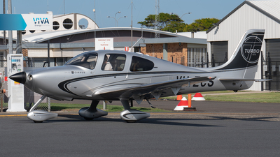 VH-ZCS - Cirrus SR22-GTS Turbo - Private