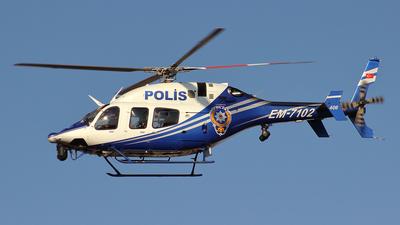 EM-7102 - Bell 429 Global Ranger - Turkey - Police