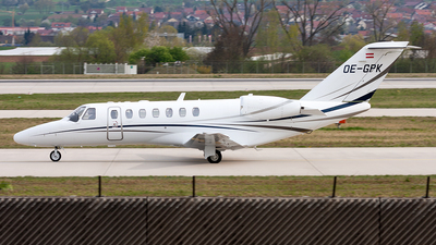 OE-GPK - Cessna 525B CitationJet 3 - Private
