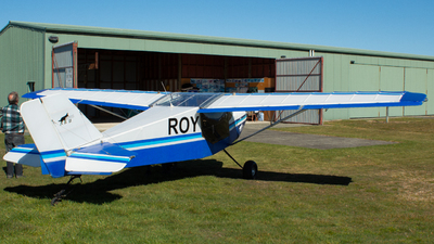 ZK-ROY - Rans S-6 Coyote II - Private
