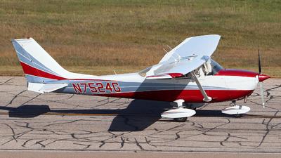 N7524G - Cessna 172L Skyhawk - Private