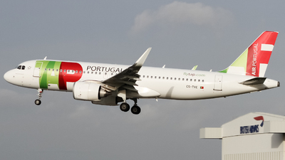 A picture of CSTVE - Airbus A320251N - TAP Air Portugal - © subing27