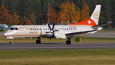 HB-IZZ - Saab 2000 - Etihad Regional (Darwin Airline)