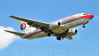 B-5096 - Boeing 737-79P - China Eastern Airlines
