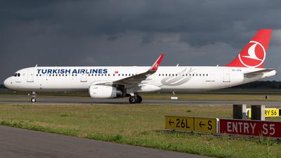 TC-JTA - Airbus A321-231 - Turkish Airlines