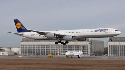 D-AIHW - Airbus A340-642 - Lufthansa