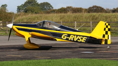 G-RVSE - Vans RV-6 - Private